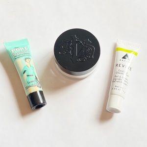 Kat Von D setting powder TRANSLUCENT Benefit pore